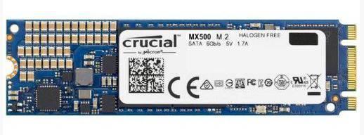 Crucial M.2 SSD